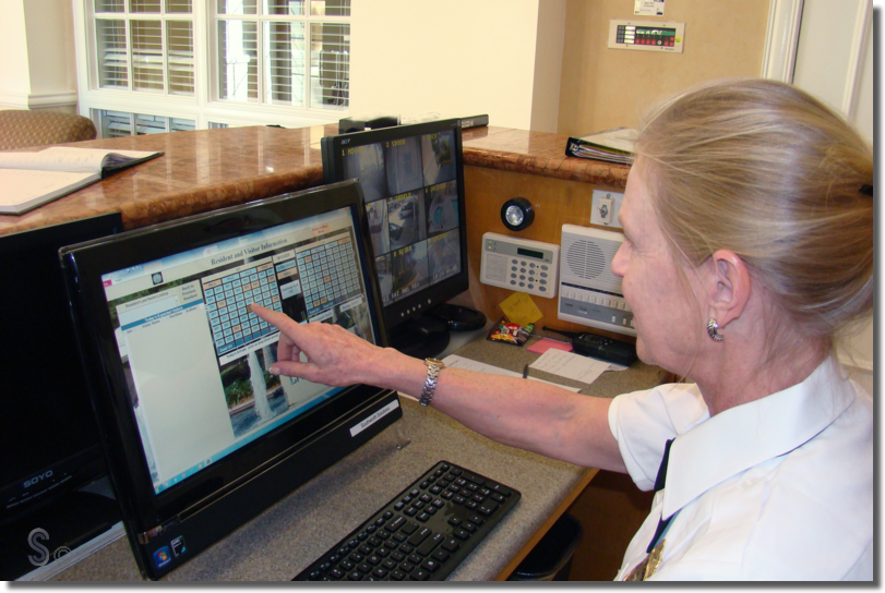 Concierge Desk Software